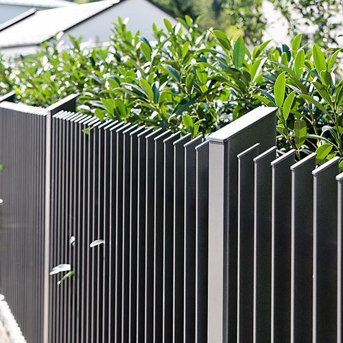 Erstklassige Zäune und Tore aus Aluminium — ZAUNZAR