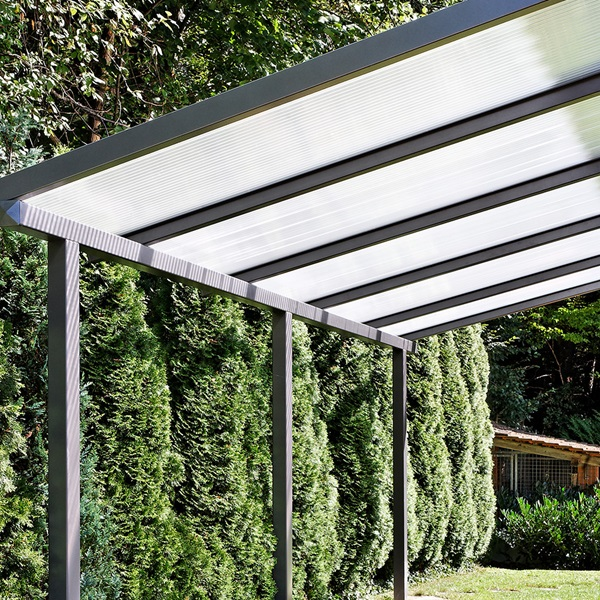 Carports, trellises and pergolas