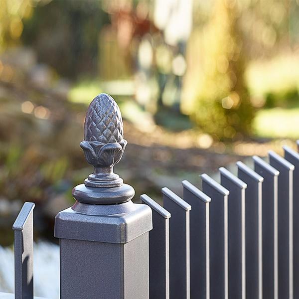 zaunzar aluminium railing fences. Black Bedroom Furniture Sets. Home Design Ideas