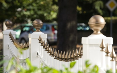 PARIS railing fence